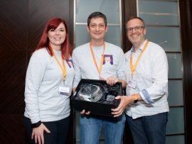 Award winning diamond set of intranet practitioners
