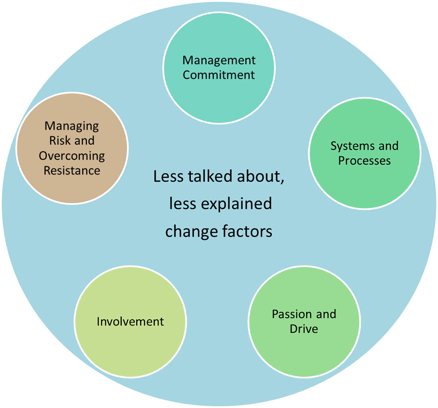 Change success factors
