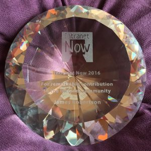 Diamond Award 2016