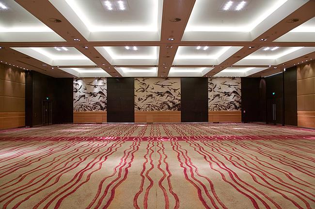 Park Plaza ballroom