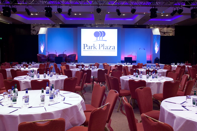 Park Plaza tables
