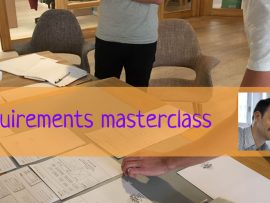 Requirements masterclass