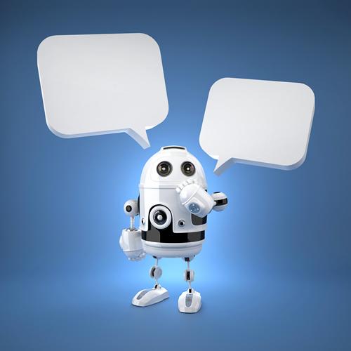 Robot dialogue