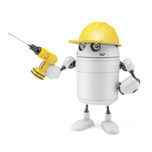 Robot drill