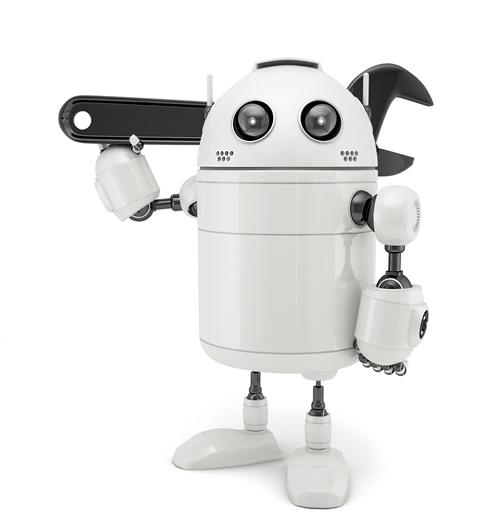 Robot spanner