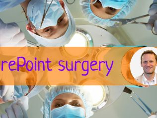 SharePoint surgery