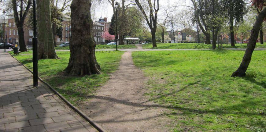 Desire path