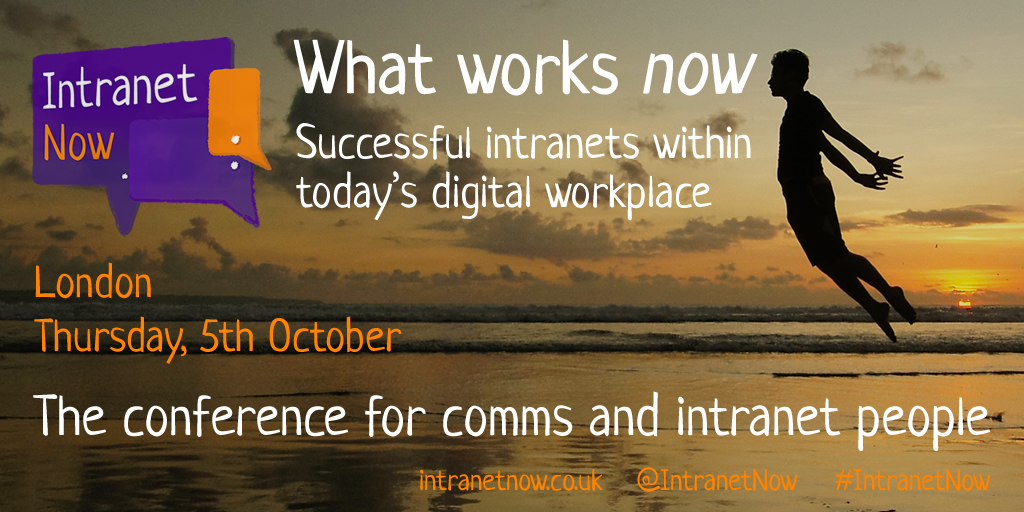 Successful intranets within the digital workplace