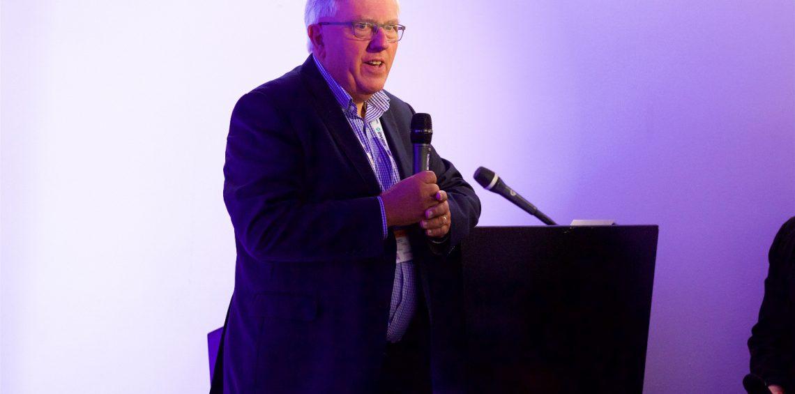 Martin White speaking