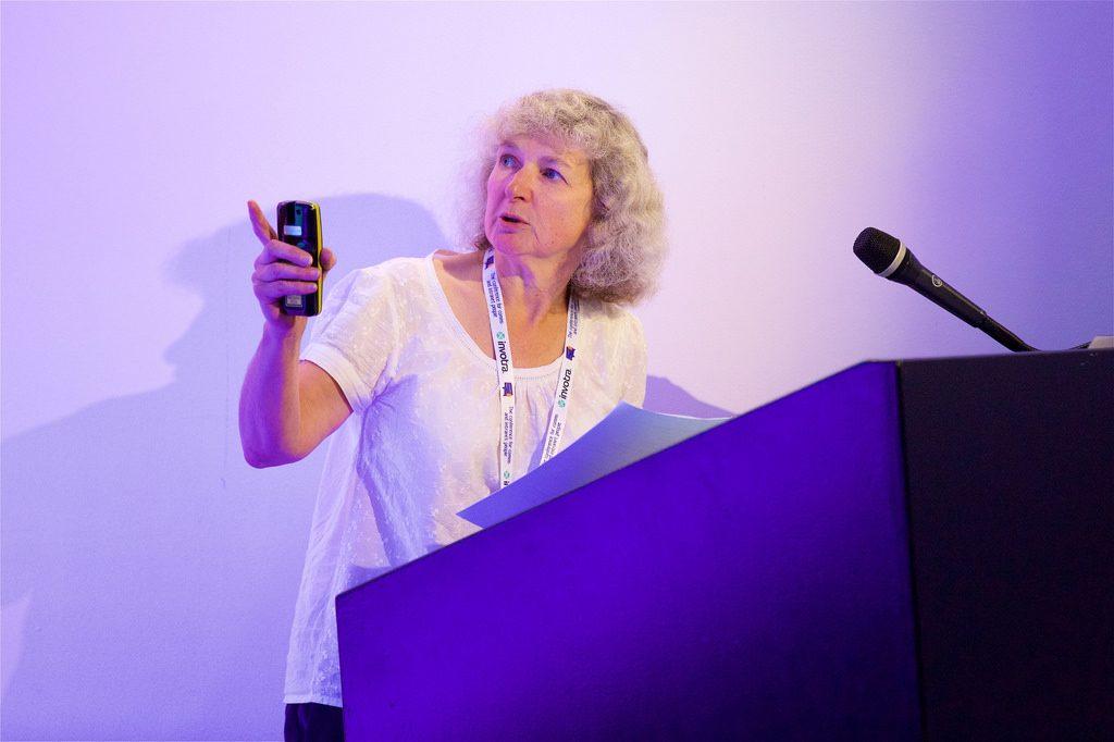 Janet White 2018.