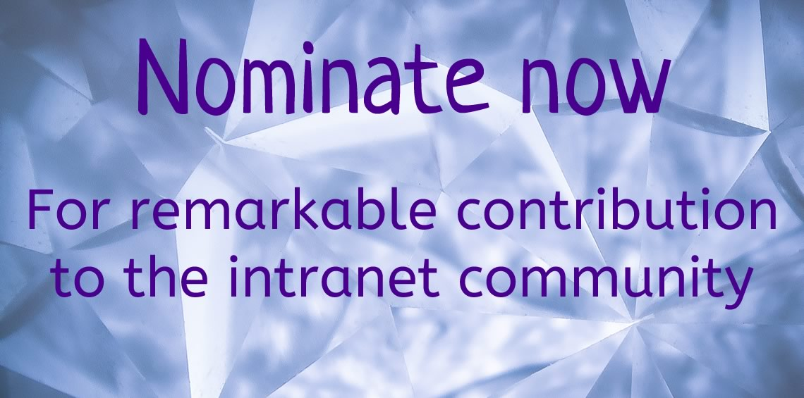Nominate now.